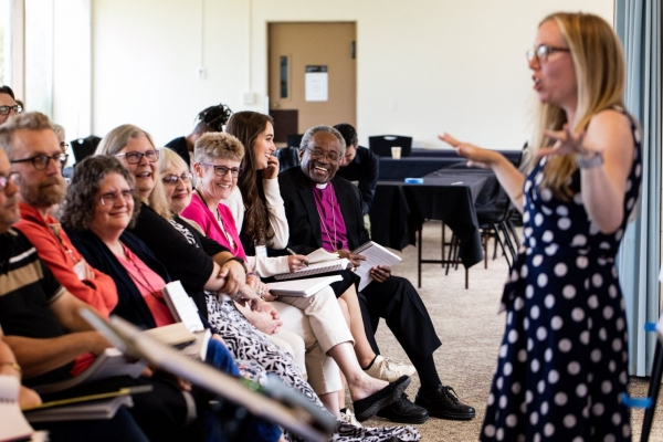 The Diocese of Maryland launches the College of Congregational Development in 2020