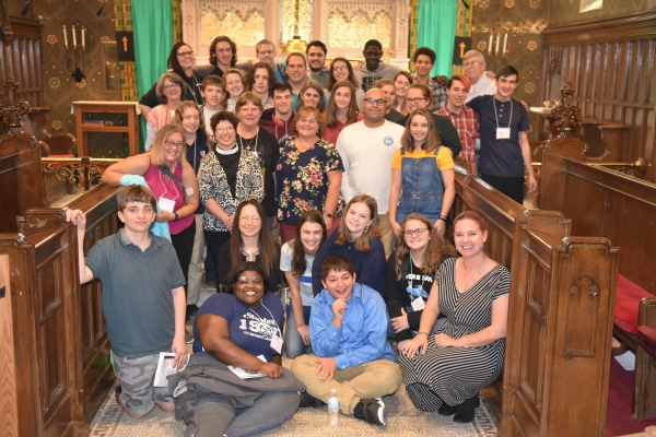 T2T2: Youth Civil Rights Pilgrimage in the works