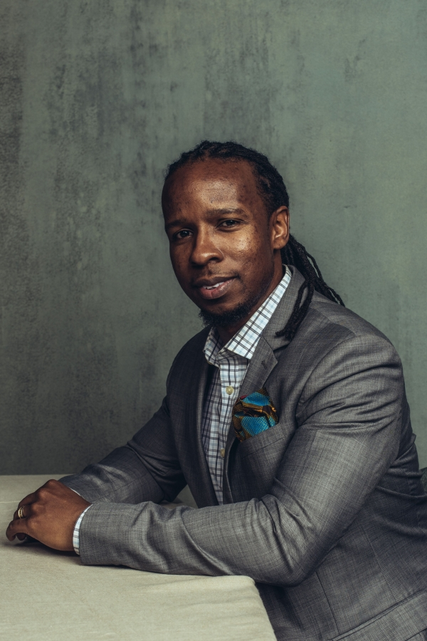 Q&A with Dr. Ibram X. Kendi, author of