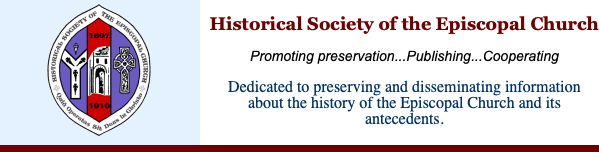 Historical Society of the Episcopal Church seeks Treasurer